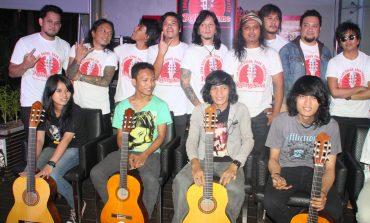 1000 Gitar Untuk Anak Indonesia, Oleh Vidi Rosen