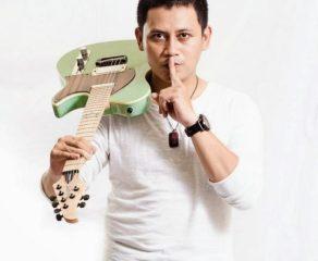 Celoteh Irvan Borneo Soal Session Player dan Bocoran Album Baru