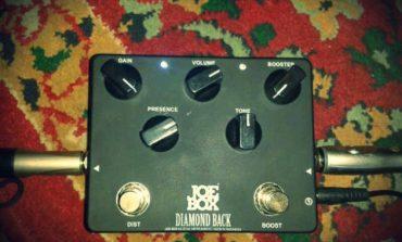 Review Joe Box Diamond Back Distortion Pedal Oleh Jikun /rif