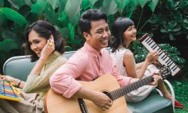 Singgah Yukss di Hati Trio Folk-Pop Asal Yogyakarta, Chick and Soup