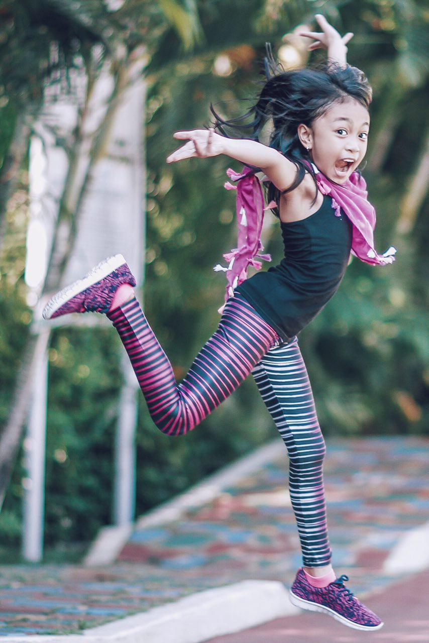 Zara Leola, Putri Enda Ungu yang Kariernya Bakal Mendunia (1)