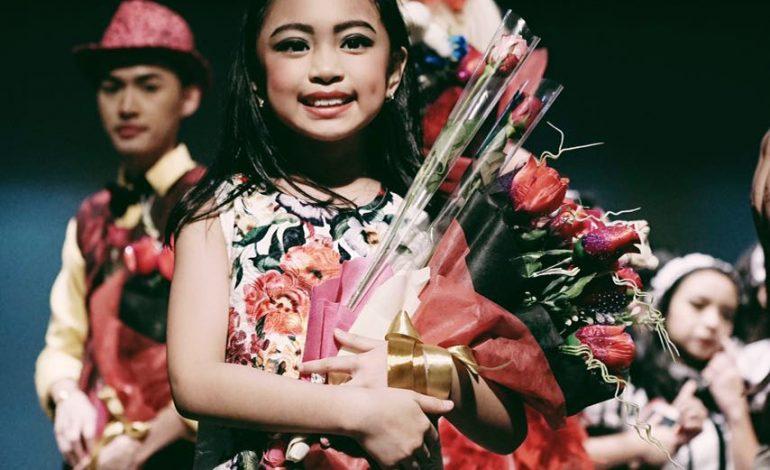Zara Leola, Putri Enda Ungu yang Kariernya Bakal Mendunia (2)