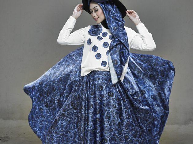 Mendunia Sebagai Fashion Blogger, Puspita Pengen Eksis Sebagai Solois