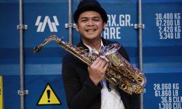 Mengenal Lebih Dekat Sosok Saksofonis Tampan, Damez Nababan