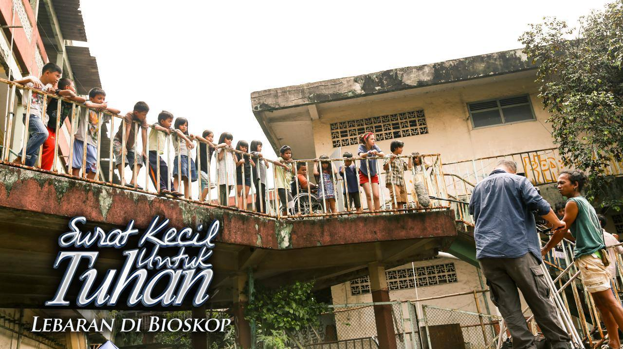 Kangen Sama Lagu Anak-Anak Yuk Nonton Film Surat Kecil Untuk Tuhan