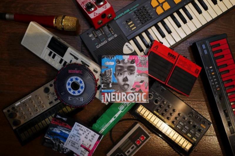 Setelah Menikmati 'Halusinasi' di Album Baru Neurotic, Siap-Siap Bergairah